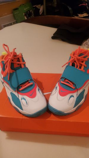 Nike Throwback Dion Sanders Dolphin Colors for Sale in Miami, FL