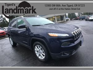 2014 Jeep Cherokee for Sale in Tigard, OR