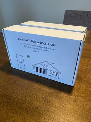 Meross Smart Wi-Fi Garage Door Opener Remote Kit for Sale in East Windsor, NJ