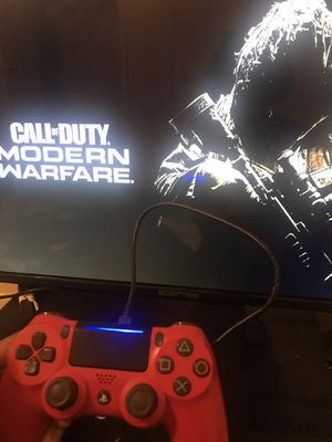 Ps4 with mic controller and account for Sale in Dallas, TX