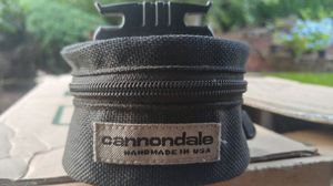 Cannondale under seat bag $10. for Sale in WA, US