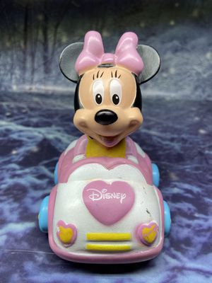 Disney Friends Clementino Plastic Car Minnie Mouse for Sale in Bellflower, CA