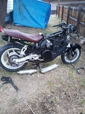 1988 Kawasaki ninja zx750r for Sale in Denver, CO