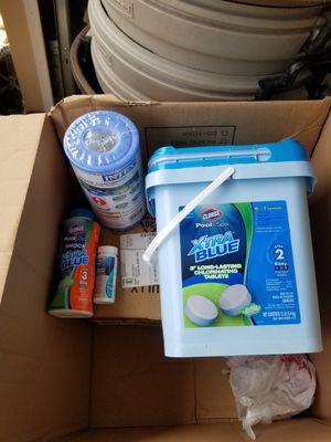 Backyard Pool Supplies for Sale in Ruston, WA