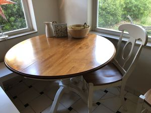 Kitchen Dining Table Set with 4 Chairs for Sale in Miami, FL
