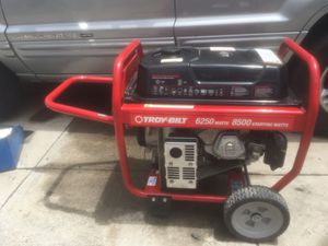 Power Generator 8500k Watts 650 OBO for Sale in Hawthorne, CA