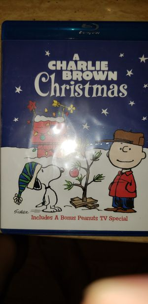 Charlie Brown Christmas Bluray for Sale in Chicago, IL