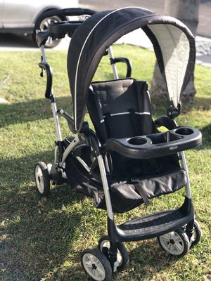 Graco Roomfor2 Stand and Ride Stroller for Sale in La Mesa, CA