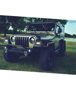 ExcellentEngine2005 Jeep Wrangler TJ Unlimited (LJ)LowMiles for Sale in Columbus, OH