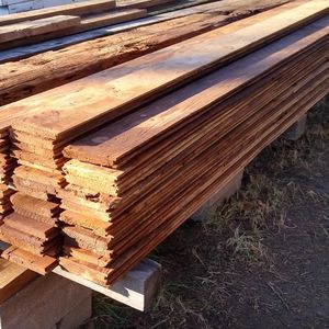 """(470' FT.) 1"""" Thick X 5 1/2"""" Wide Tongue / Groove Pine for Sale in Choctaw, OK"""