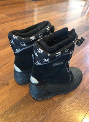 Harsh kids snow boots - size one - waterproof for Sale in AZ, US