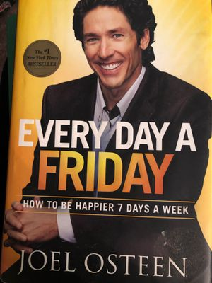 Joel osteen books for Sale in Victorville, CA