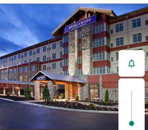 1 night stay at angel of the winds hotel for Sale in Arlington, WA