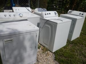4 Appliance for parts or fix it 170$ for Sale in Miami, FL