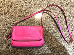 Kate spade bright pink crossbody for Sale in New Port Richey, FL