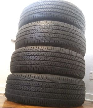 255/70R18 Bridgestone Duellers Like New for Sale in Searcy, AR