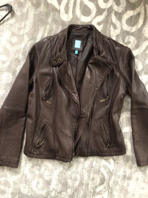 Women's Leather jacket for Sale in Takoma Park, MD
