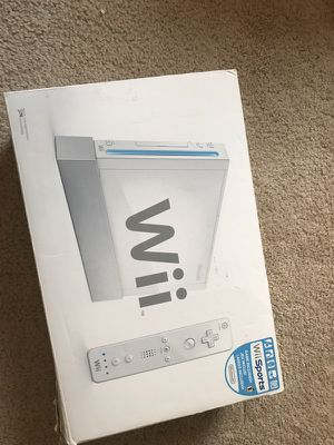 Wii game system for Sale in Atlanta, GA