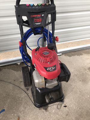 3100 psi pressure washer for Sale in Wesley Chapel, FL