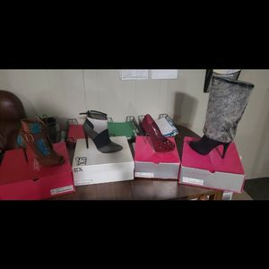 High Heel Shoes, Boots And Booties for Sale in Bridgeport, CT