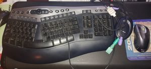 Microsoft Wireless natural Keyboard and Mouse for Sale in Lewisville, TX