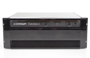 Crown Studio Reference II Power Amplifier RARE 360 WATTS for Sale in Jersey City, NJ