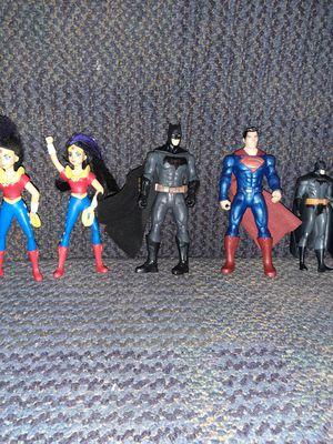 DC comics action figures. for Sale in Laveen Village, AZ