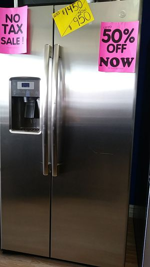 Appliances in payments!open sunday📢 Ask 4 NATALY 4 a DISCOUNT!0-39$ DOWN! Visit us 908 e Holt ave Pomona/1709 highland ave San Bernardino for Sale in Fontana, CA