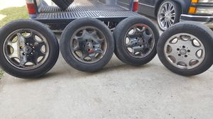 """15"""" Mercedes Benz rims and tires for Sale in Kissimmee, FL"""