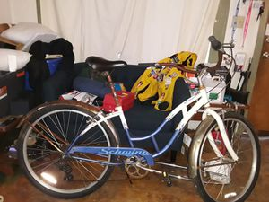 Nice early 1960's womens bike all there ready to ride for Sale in Wichita Falls, TX