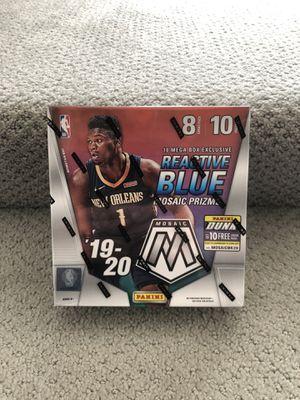 Reserved Mosaic NBA Mega and Hanger for Sale in Herndon, VA