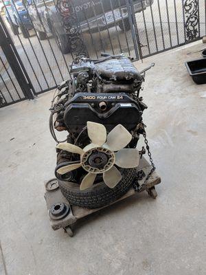 3.4 Toyota v6 engine for Sale in Pico Rivera, CA