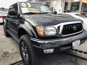 2003 Toyota Tacoma TRD PreRunner Double Cab w/ 183k miles for Sale in Whittier, CA