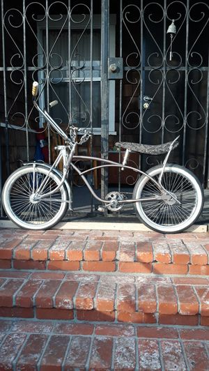 """20"""" Lowrider Bike Frame Trade for Sale in San Diego, CA"""