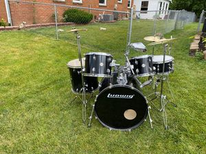 Ludwig drum set for Sale in Columbus, OH