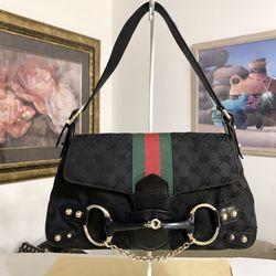 Gucci GG PATTERN SHERRY LINE HOBO SHOULDER BAG 💼 for Sale in Mesa,  AZ
