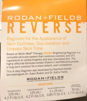 Unused Rodan and Fields Reverse for Sale in Columbus, OH