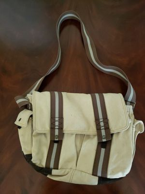 GAP Canvas Messenger Bag for Sale in Lake Oswego, OR
