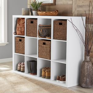 12-Cube Storage Organizer, White for Sale in Raleigh, NC