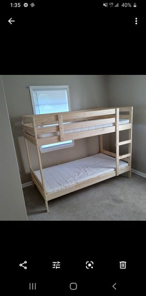 New Twin size bunk bed for Sale in US