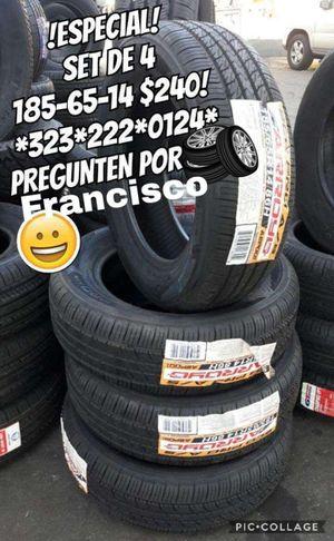 Tires/llantas for Sale in Los Angeles, CA