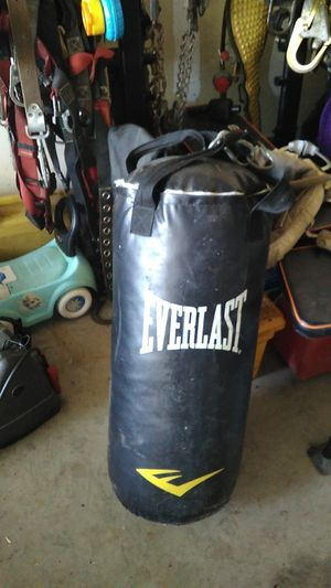 Ever last punching bag for Sale in Austin, TX