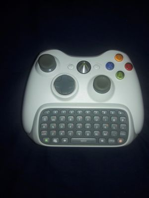 XBOX 360 CONTROLLER KEYBOARD for Sale in Glendale, AZ