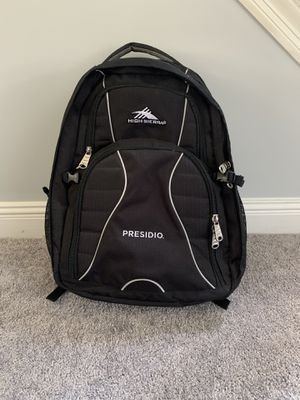 High Sierra Black Backpack for Sale in Franklin, TN