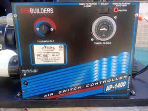 SPA BUILDERS AP-1400 Pack, 110 /240V, P-1.5HP for Sale in Henderson, NV