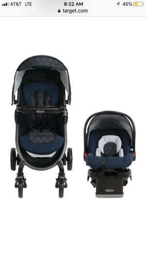 Graco® FastAction Fold 2.0 Travel System + 1 base for Sale in Cape Girardeau, MO