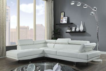 🔥New! Contemporary sleek styling sofa sectional w/unique back support for Sale in Escondido,  CA
