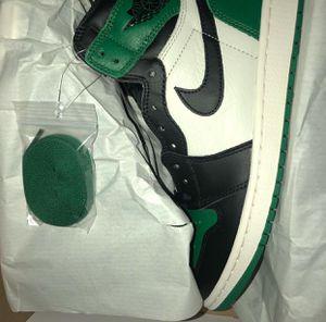 """""""Pine Green"""" Air Jordan 1's for Sale in Detroit, MI"""