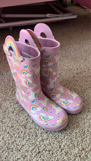 Size 9 rain boots for Sale in Vista, CA