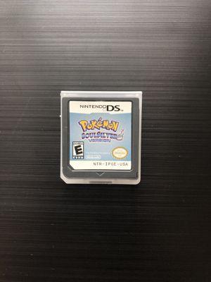 Pokemon SoulSilver (Nintendo DS, 2010) Tested, Working, Great Gift! for Sale in Pembroke Pines, FL